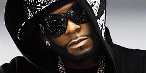 R Kelly présente son nouvel album