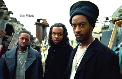 Slum Village : tracklist de Villa Manifesto
