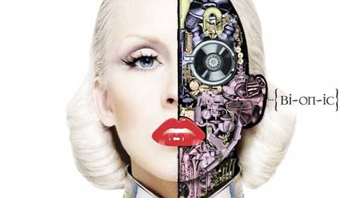 Christina Aguilera : pochette et date de sortie de Bionic