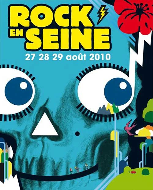 Rock en Seine 2010 : Massive Attack, Arcade Fire, LCD Soundsystem...