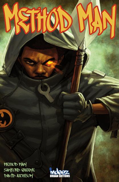 Des BDs Method Man vendues lors de ses concerts