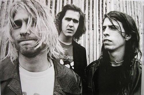 Biopic sur Nirvana : Robert Pattinson dans le rôle de Kurt Cobain ?