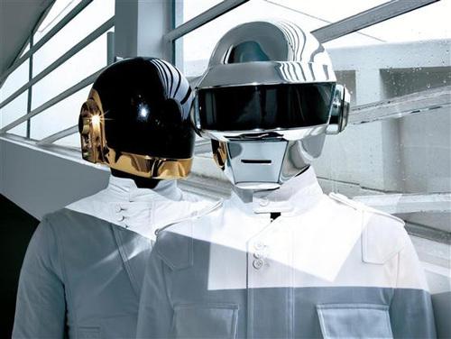 Daft Punk : BO de Tron l'Heritage le 22 novembre