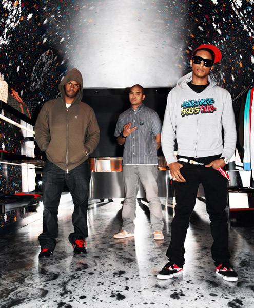 Pharrell compare le nouvel album de NERD à Reservoir Dogs