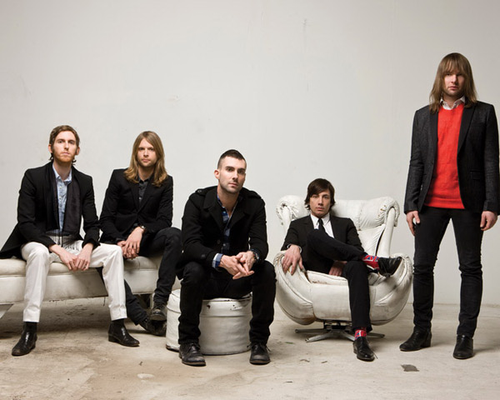 Maroon 5 : date de sortie de Hands All Over