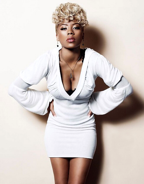 Keyshia Cole invite Tank sur son quatrième album