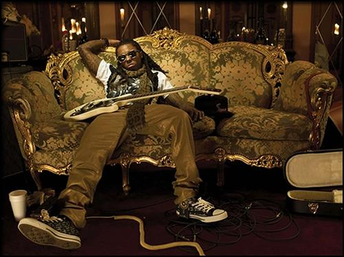 Lil Wayne : nouvel EP I'm Not a Human Being en septembre