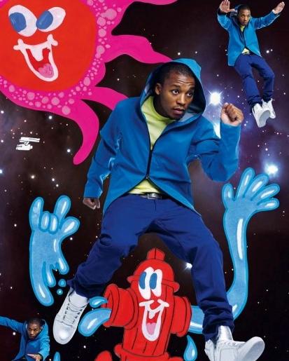 Lupe Fiasco et ses fans urgent Atlantic de sortir l'album Lasers