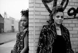 Les 2 chanteuses de Floetry en solo le 9 novembre