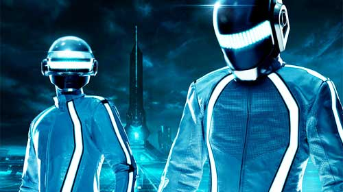 Daft Punk : BO Tron Legacy, tracklist de l&#039;album