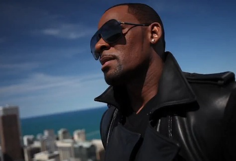 R Kelly : suite de Trapped in the Closet le 23 novembre