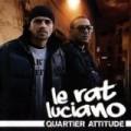 Le Rat Luciano - Quartier Attitude