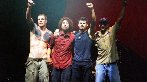 Rage Against The Machine : nouvel album à l'été 2011 ?