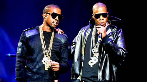 Kanye West & Jay-Z : Watch the Throne bientôt bouclé