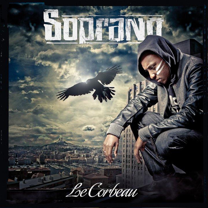 Soprano : Le Corbeau, nouvel album le 21 mars