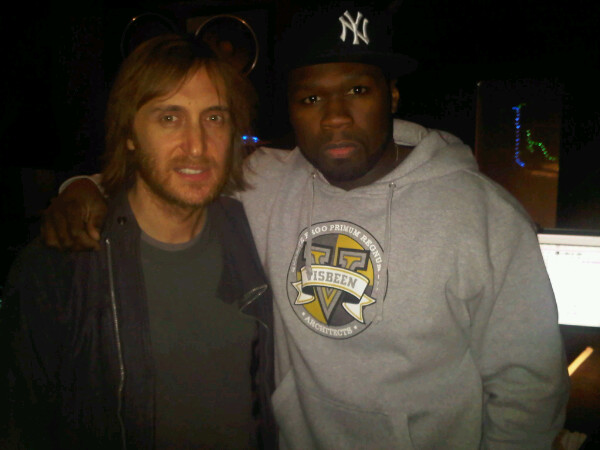 50 Cent collabore avec David Guetta