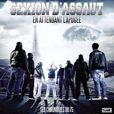 Sexion d'assaut - Les Chroniques Du 75 Volume 2