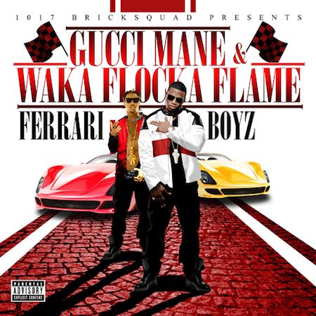 Gucci Mane - Ferrari Boyz