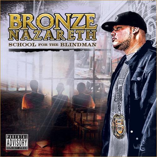 Bronze Nazareth : School For The Blindman, nouvel album le 12 septembre