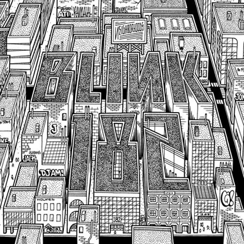 Blink-182 : Neighborhoods, pochette de l'album