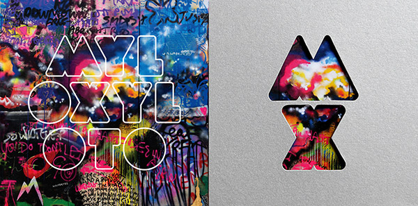 Coldplay : Milo Xyloto, nouvel album le 24 octobre (pochette)