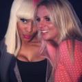 Britney Spears initiée au rap par Nicki Minaj