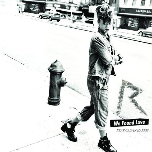 Rihanna : We Found Love en écoute, nouvel album le 21 novembre