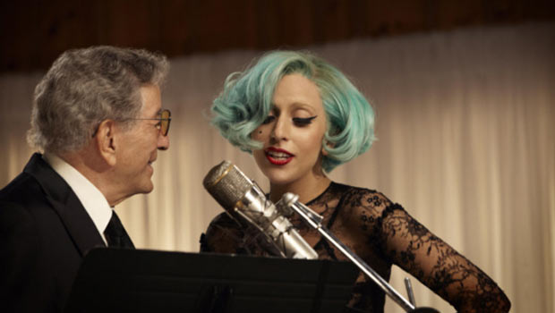 Lady Gaga : un album commun de jazz avec Tony Bennett