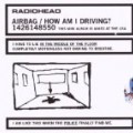 Radiohead - Airbag/How Am I Driving