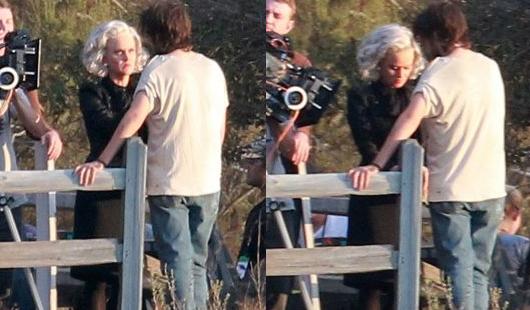 Katy Perry est une grand-mère dans le clip The One That Got Away