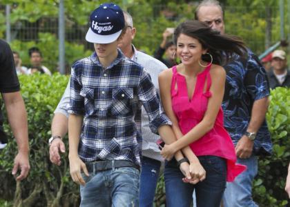 Justin Bieber à Rio : vidéo live de Mistletoe et duo avec Selena Gomez