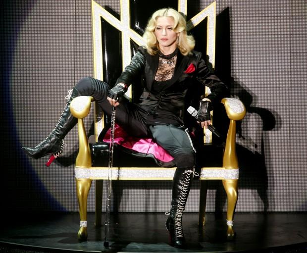 Madonna en concert au Stade de France le 26 juin 2012 ?