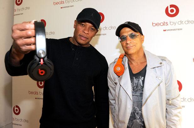Dr Dre présente ses nouveaux casques Beats By Dre