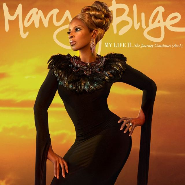 Mary J Blige - My Life II, The Journey Continues