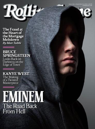 Eminem se confie sur son overdose et sa dépendance