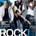 Eminem, Lil Wayne et Keith Richards en couverture de GQ