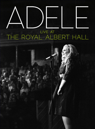 Adele : Live at the Royal Albert Hall, CD/DVD le 28 novembre