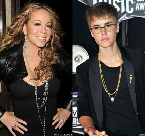 Justin Bieber & Mariah Carey : All I Want For Christmas Is You en écoute