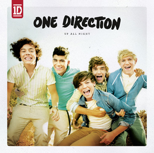 One Direction Rock Me Album Cover One Direction - Up All...