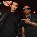 Lil Wayne soutient Drake pour son album d'Aaliyah