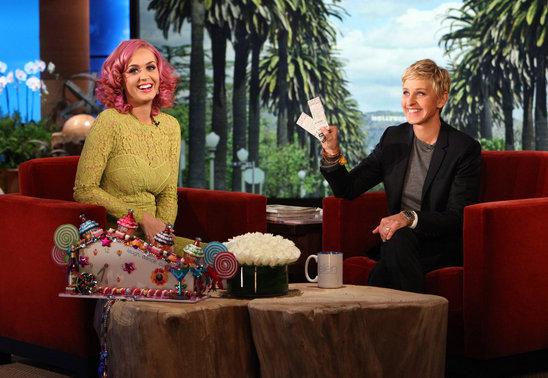 Katy Perry souhaite avoir des enfants avec Russell Brand