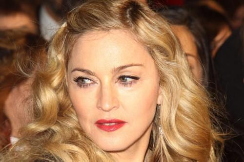 Madonna : furieuse de la fuite de Give Me All Your Love