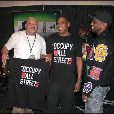 Jay-Z ne comprend pas Occupy Wall Street