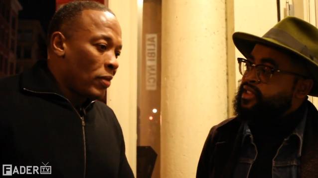 Dr Dre fait une pause dans la musique, Detox reporté indéfiniment (vidéo)