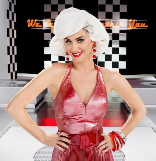 Katy Perry en Marilyn Monroe à Broadway ?