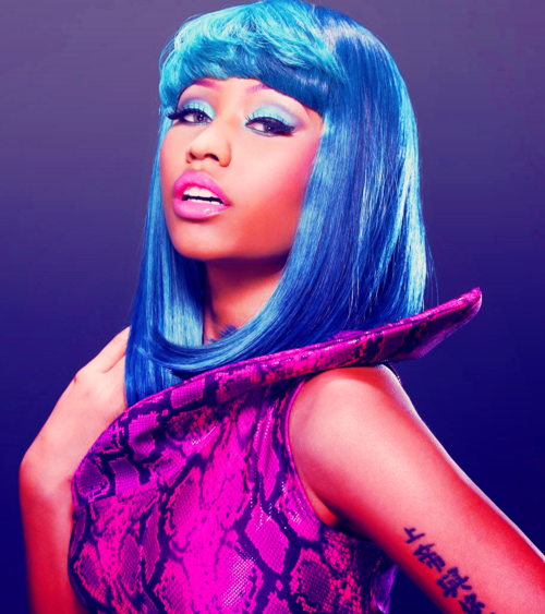 Nicki Minaj confirme sortir un nouvel album en 2014