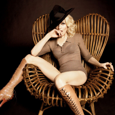 Madonna : Give Me All Your Love, single démo en écoute