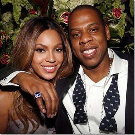 Beyonce et Jay-Z : leur fille s'appelle Blue Ivy Carter