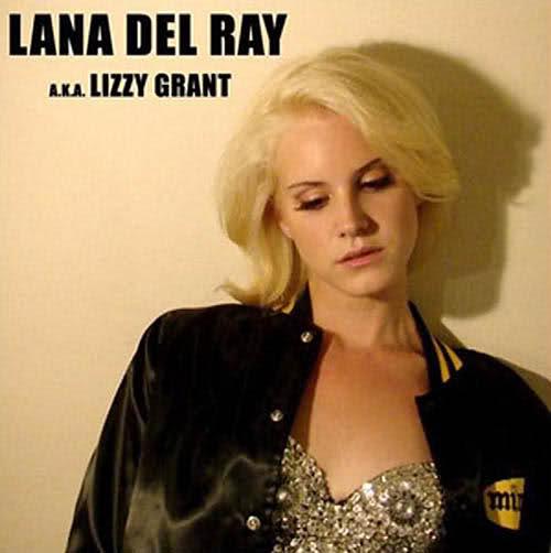 Lana Del Rey rééditera son premier album Lizzy Grant