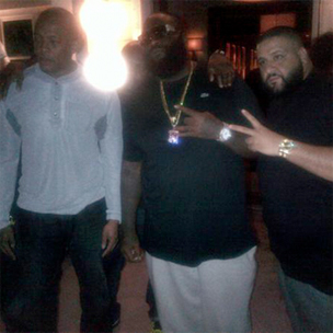 Dr Dre : Lil Wayne et Rick Ross sur Detox ?